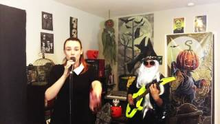 I Wanna Be Sedated (Ramones Cover) - Nancy Nightmare and the Wizard