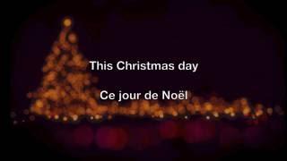 This Christmas - Set It Off Lyrics English/Français