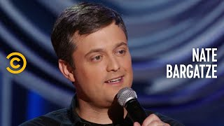 """Impressed by the """"Before"""" Guy in Weight Loss Ads - Nate Bargatze"""