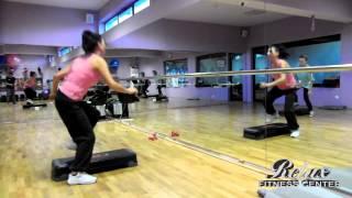 Аеробика в Relax Fitness Center