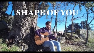 Ed Sheeran - Shape Of You (Acoustic Cover by Fábio Mesquita)