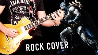 'BATMAN' Theme Cover - ROCK VERSION - Performed by Karl Golden