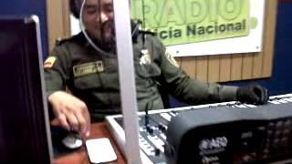 PRENSA OC  Oscar Caballero RADIO POLICÍA BUCARAMANGA