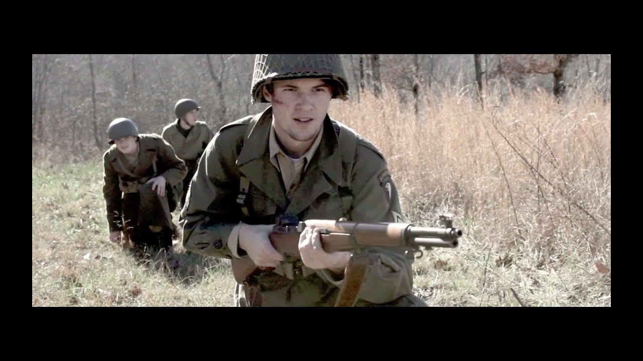 Short Film – Set in WW2 - Diary Of A Sergeant (2016)