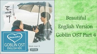 [Lyrics karaoke] Beautiful - 크러쉬 (CRUSH) 도깨비 OST Part 4  English Ver. by Lin Soo