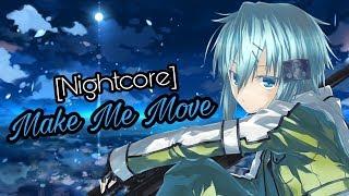 Nightcore - Make Me Move [Remix]