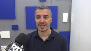 INTERVISTA AL DG MANGIARANO DELLA REGGINA, E SEMIFINALI ECCELLENZA GIRONE I.