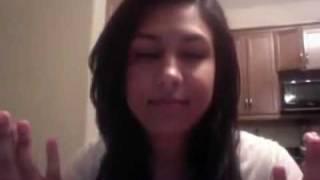 Pakistani Girl Singing Bewafa - Imran Khan