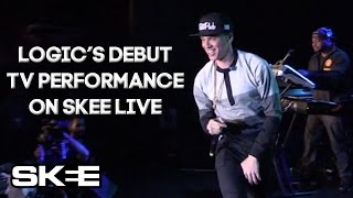 """Logic's First Television Performance - """"5 A.M."""""""