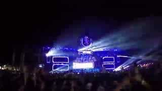 Hardwell @ Ultra 2015   Finale - Nothing Can Hold Us Down Hardstyle
