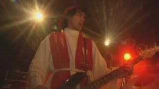 Rockstar vicar: A pastor and monk set up rock band in Japan