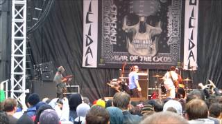 """Suicidal Tendencies """"You Can't Bring Me Down"""" at Riot Fest Chicago"""