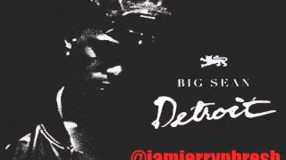 Big Sean - I'm Gonna Be ft. Jhene Aiko [DETROIT]