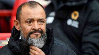 Nuno on a well earned point at Old Trafford
