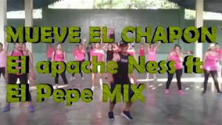 Mueve el Chapon COreo (El apache Ness ft El Pepe Mix )Hector DAnce