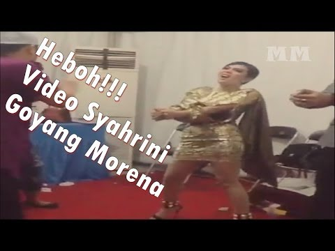 Download Video Video Syahrini Goyang Morena - HEBOH!!! GOYANG MORENA