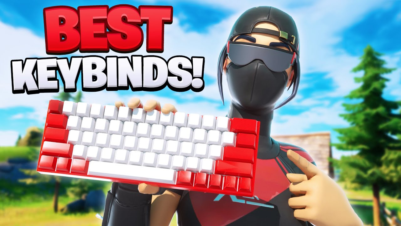 BH Mayo - The BEST KeyBinds for Beginners Switching to Keyboard & Mouse! - Fortnite Tips & Tricks