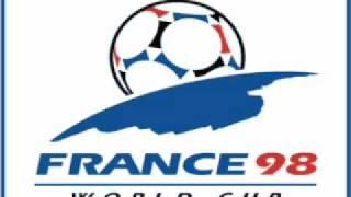 Tema Oficial Del Mundial Francia 98 Completa