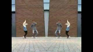 Maitre gims habibi dance ( Shpejtim & Djellza) 2017
