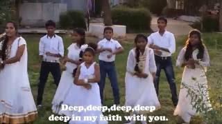 Deep Deep Deep christian action song by carmel church porumamilla