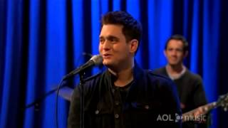Michael Bublé -  Call Me Irresponsible  [Live From AOL Sessions] - testo e traduzione