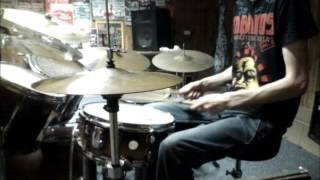 The Offspring - Slim Pickens Does The Right Thing And Rides The Bomb To Hell drum cover