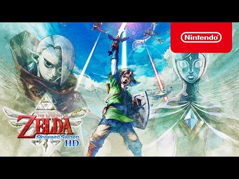 WTFF::: The Legend of Zelda: Skyward Sword HD gets new overview trailer