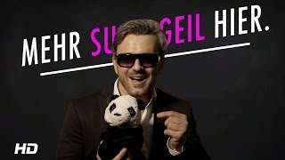 EDEKA Supergeil (feat. Sasha Liechtenstein) (Parodie)