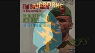 SSGT. BARRY SADLER - THE BALLAD OF THE GREEN BERETS