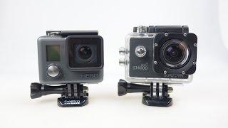 Budget Action Cam Showdown: GoPro Hero (Full Review) vs SJ4000