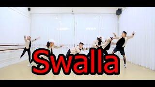 SWALLA - Jason Derulo   Dance Choreography @stanleybaptista