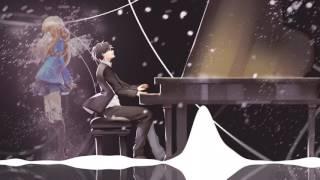Toumei Answer(Piano)-JubyPhonic Nightcore