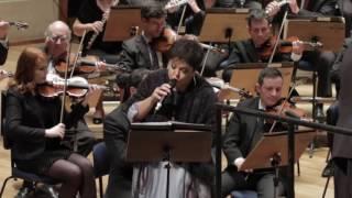 "Fabiana Cozza e Jazz Sinfônica - ""La Foule"""