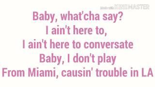 Camila Cabello - OMG ft.Quavo (Lyrics)