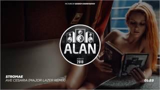 Stromae - ave cesaria (Major Lazer Remix)