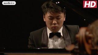 George Li - Piano Concerto No. 2  Saint-Saëns: Verbier Festival 2016