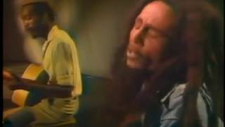"""""""Redemption Song"""" - Bob Marley live with Earl Lindo on Jamaica TV, 1980"""