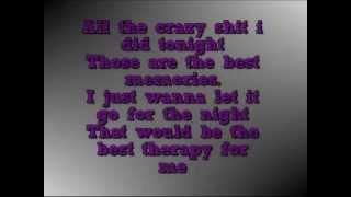 DavidGuetta-Memories (Con letra-With lyrics)