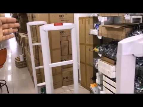 Sistema Antifurto | Antena Antifurto RF 8,2MHz