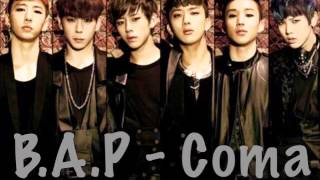 B.A.P - Coma Audio Korean Song