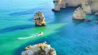 Episode 1 - 4K EPIC TRAVEL DESTINATION!!! - Portugal (The Algarve) -  Footage (DJI Mavic)