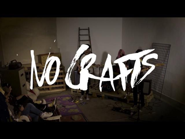 "No Crafts - ""Feeling Sick"" (Official Video) Album: No Arts, No Crafts ( 2017 Clifford Records )"
