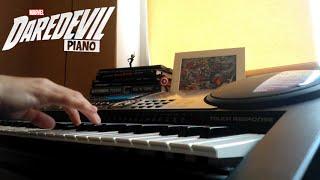 Netflix's Daredevil Opening Theme (Piano Cover)