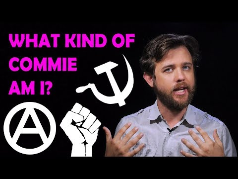 "What are you, some kind of COMMUNIST?"" My Ideology Explaine"