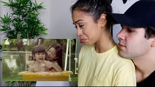 COUPLES TRY NOT TO CRY CHALLENGE!!