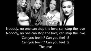Neon Jungle - Can't Stop The Love ft. Snob Scrilla (Lyrics)