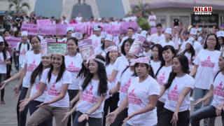 One Billion Rising for Justice 2014 Davao Philippines