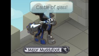 Castle of Glass- Animal jam music video