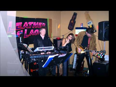 VANCOUVER'S LEATHER N LACE PARTY BAND with Drumming Don Snell