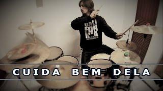 Leonardo Duarte - Henrique e Juliano - Cuida Bem Dela |Bateria Cover|